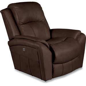 Casual Power-Recline-XR RECLINA-ROCKER® with Pillow Arms