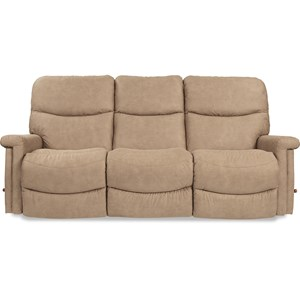 Casual Wall Saver Reclining Sofa