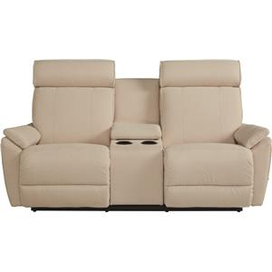 La-Z-Boy Beckett Reclina-Way® Reclining Loveseat w/ Console