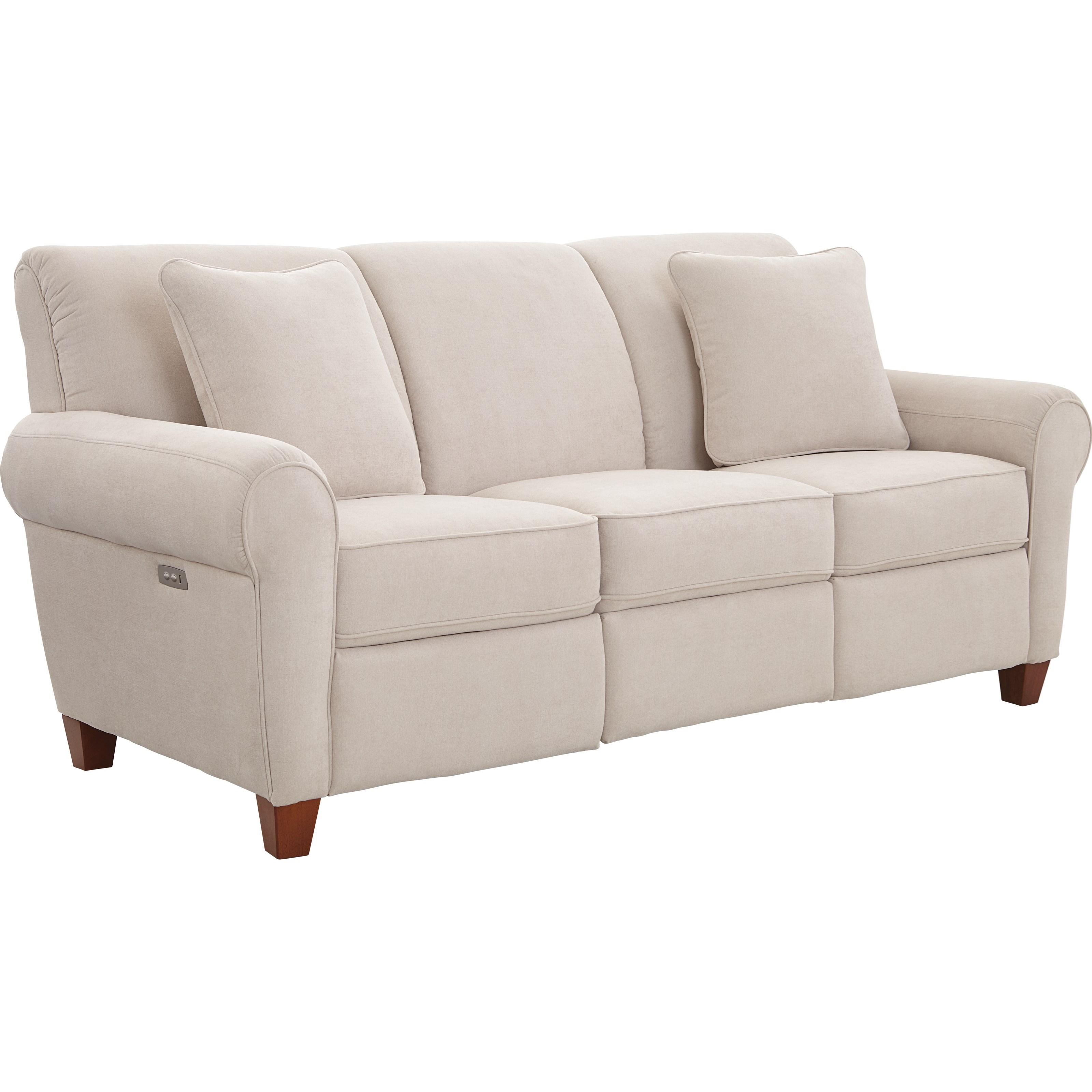 Bennett Duo™Reclining Sofa by La-Z-Boy at Jordan's Home Furnishings