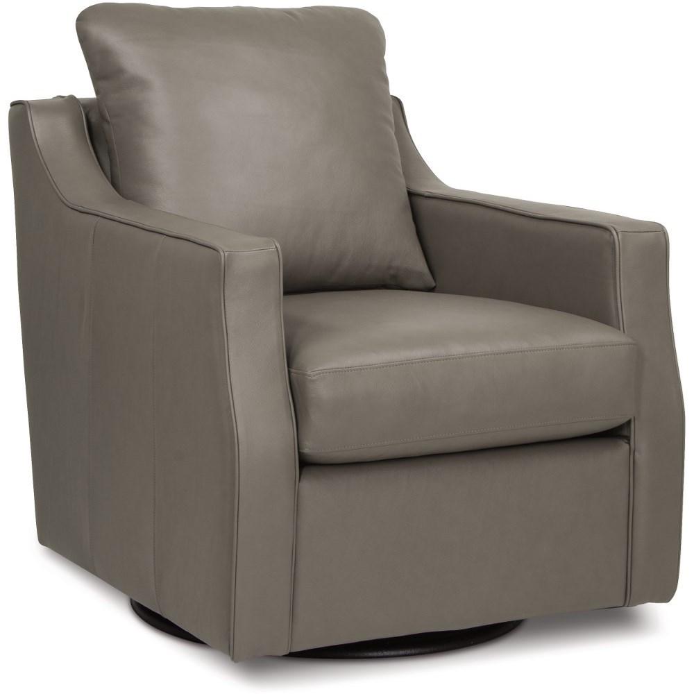 Birmingham Premier Swivel Occasional Chair by La-Z-Boy at Bennett's Furniture and Mattresses