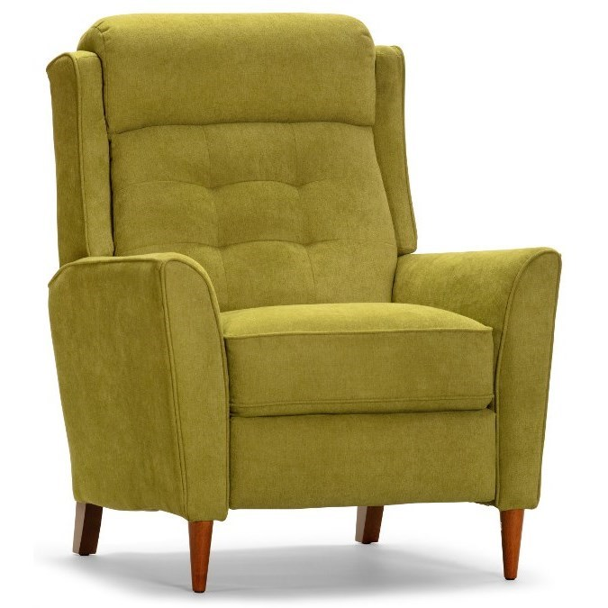 Brentwood High Leg Recliner by La-Z-Boy at Sparks HomeStore