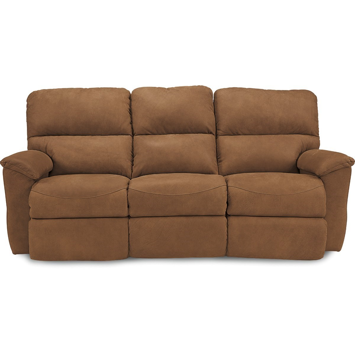 Brooks Power Reclining Sofa w/ Headrests by La-Z-Boy at Lindy's Furniture Company
