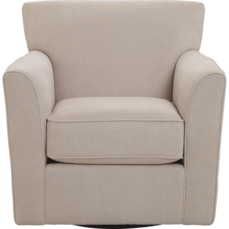 Chairs AllegraPremier Swivel Glider by La-Z-Boy at Sparks HomeStore