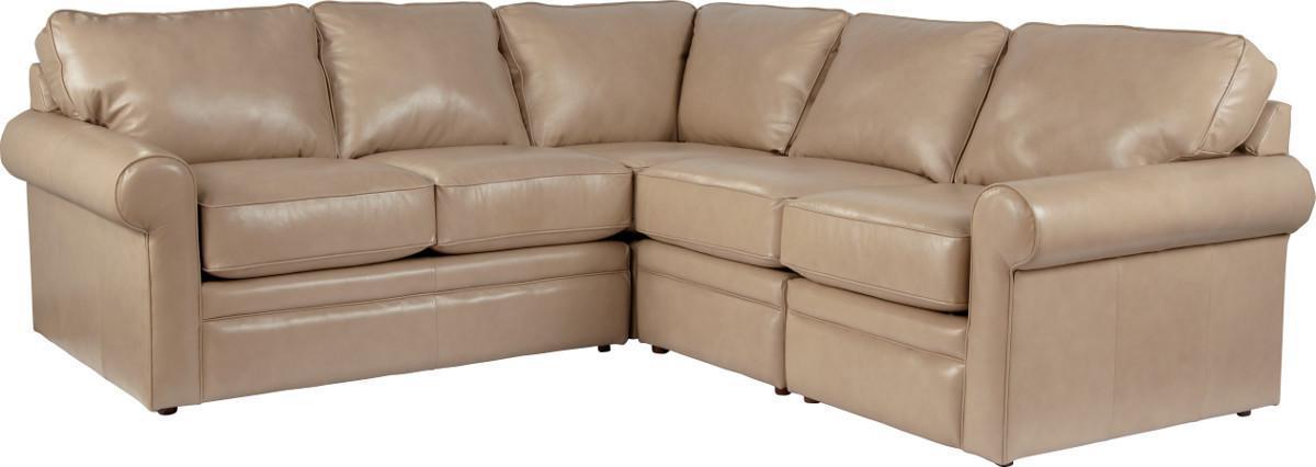 Collins 4 Pc Corner Sectional Sofa by La-Z-Boy at Reid's Furniture