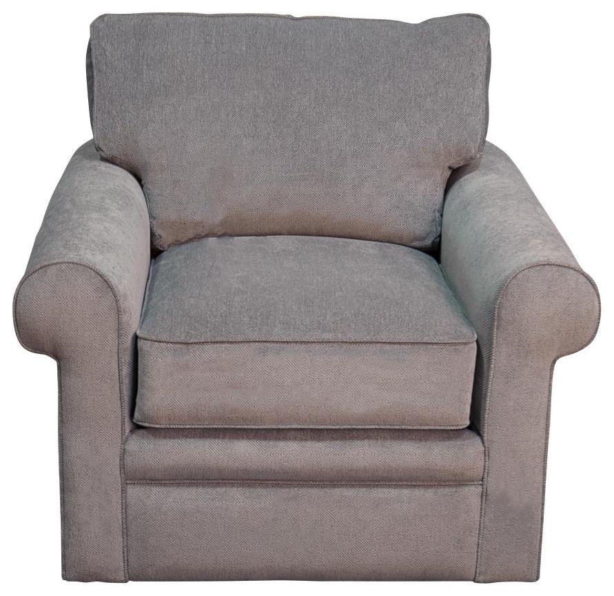 Collins Collins Chair by La-Z-Boy at Morris Home