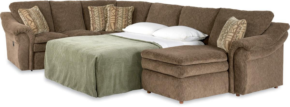 Devon  4 Piece Sectional Sofa by La-Z-Boy at Houston's Yuma Furniture