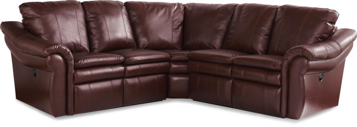 3 Pc Reclining Corner Sectional