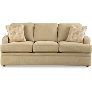 Transtional SUPREME-COMFORT™ Queen Sleep Sofa