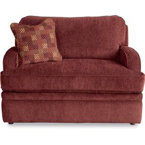 Transitional SUPREME-COMFORT??Twin Sleep Chair