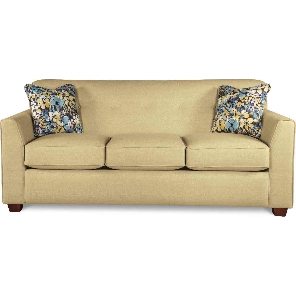 Dixie Queen Sleeper Sofa by La-Z-Boy at Jordan's Home Furnishings