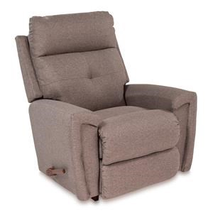 Contemporary Rocker Recliner