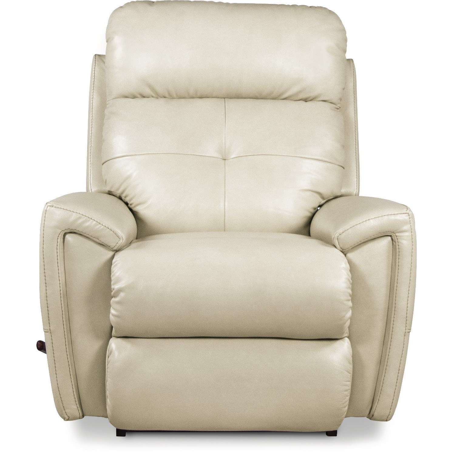 Douglas Power Wall Recliner w/ Headrest & Lumbar by La-Z-Boy at Jordan's Home Furnishings