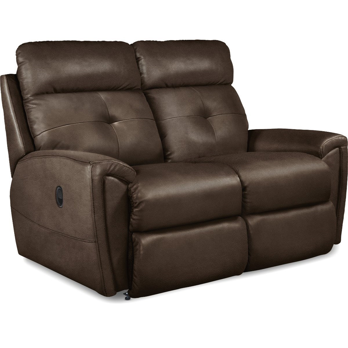 Douglas Power Reclining Loveseat w/ Headrest  by La-Z-Boy at SuperStore