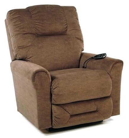EASTON Power Wall Recliner w/ Headrest & Lumbar by La-Z-Boy at Home Furnishings Direct