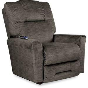 2-Motor Massage & Heat Power-Recline-XR Rocker Recliner