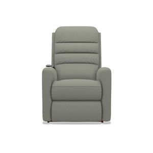Contemporary 2-Motor Massage & Heat Power-Recline-XR Rocking Recliner