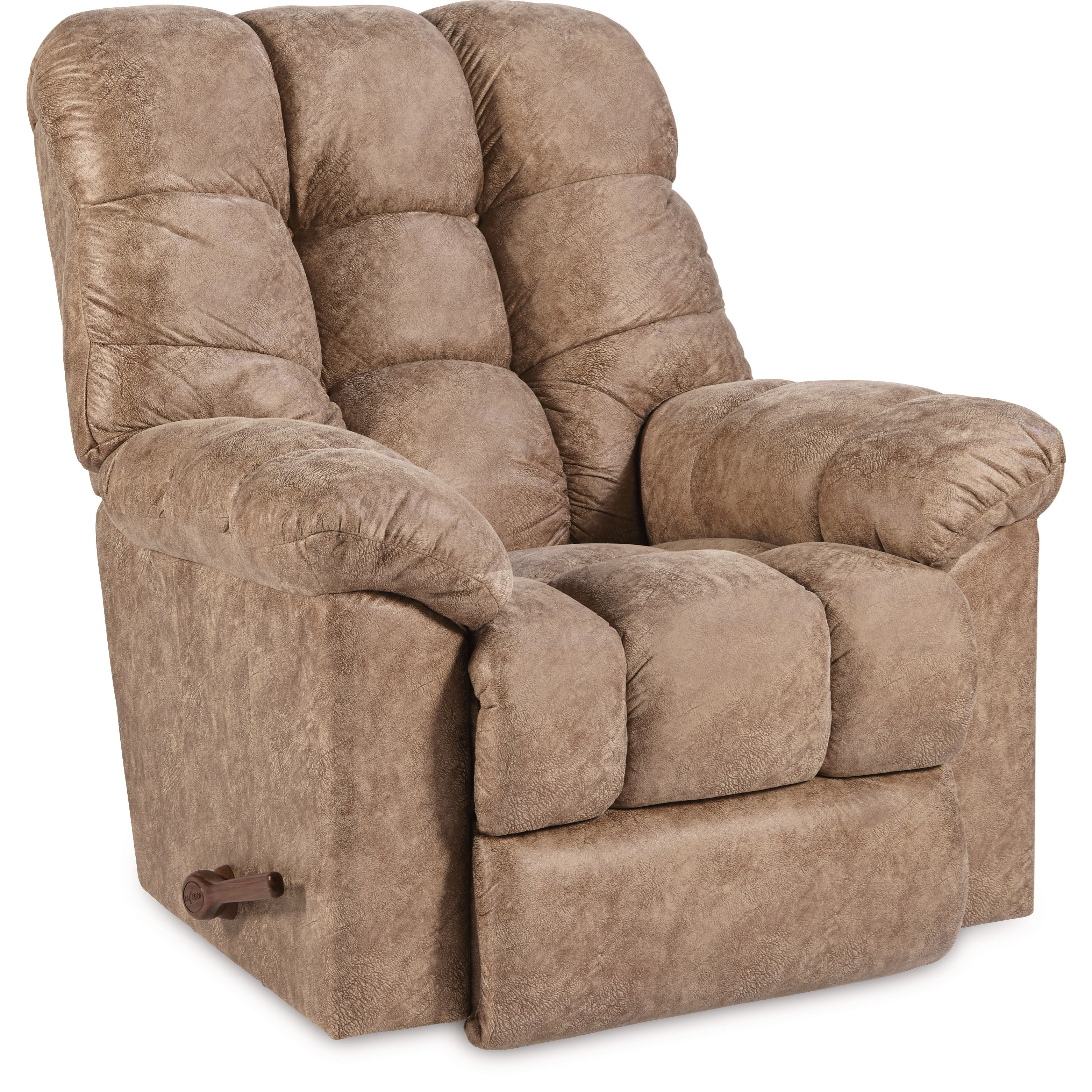 Gibson Rocking Recliner by La-Z-Boy at Bennett's Furniture and Mattresses