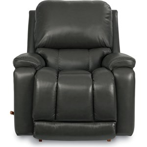 Casual RECLINA-ROCKER?Recliner with Bucket Seat