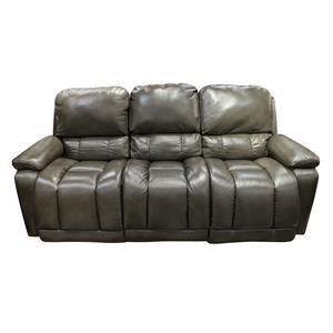 Greyson Leather Power Sofa