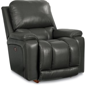 Casual Power-Recline-XR RECLINA-ROCKER?Recliner with Bucket Seat