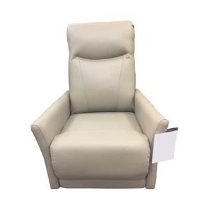 Leather Reclina Rocker Recliner