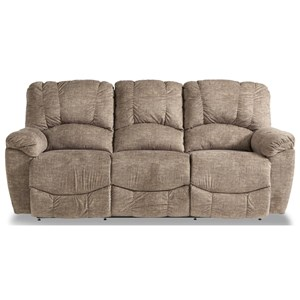 Power Full Reclining Sofa w/ Pwr Head