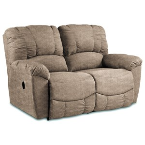 Power La-Z-Time® Full Reclining Loveseat