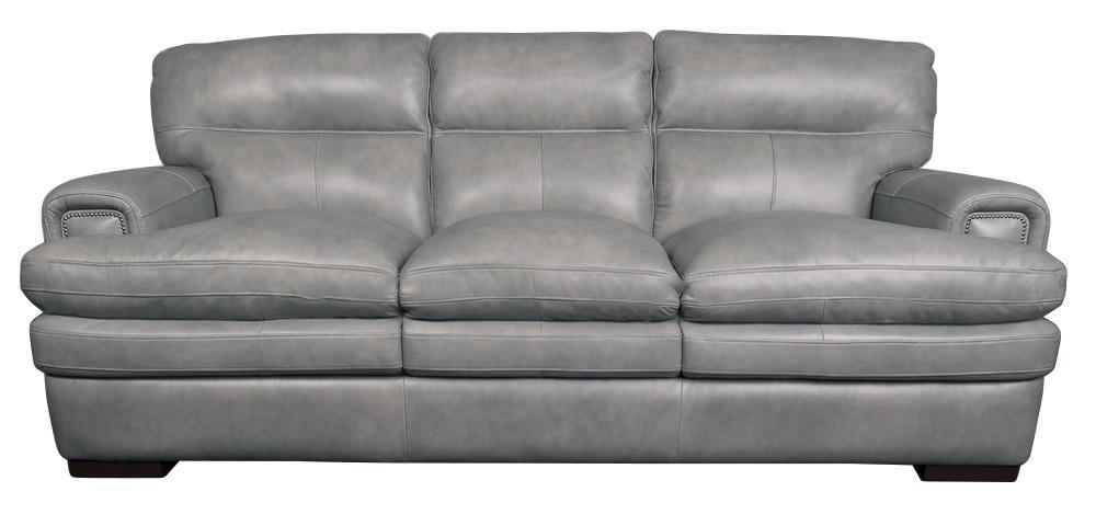 Jake Jake Top Grain Leather Split Sofa by La-Z-Boy at Morris Home