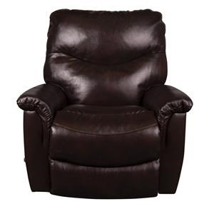 Leather-Match* Rocker Recliner