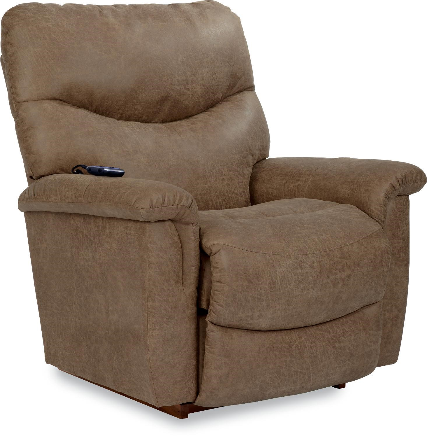 James Power Rocking Recliner by La-Z-Boy at Bennett's Furniture and Mattresses