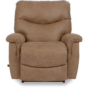 Casual RECLINA-ROCKER® Recliner