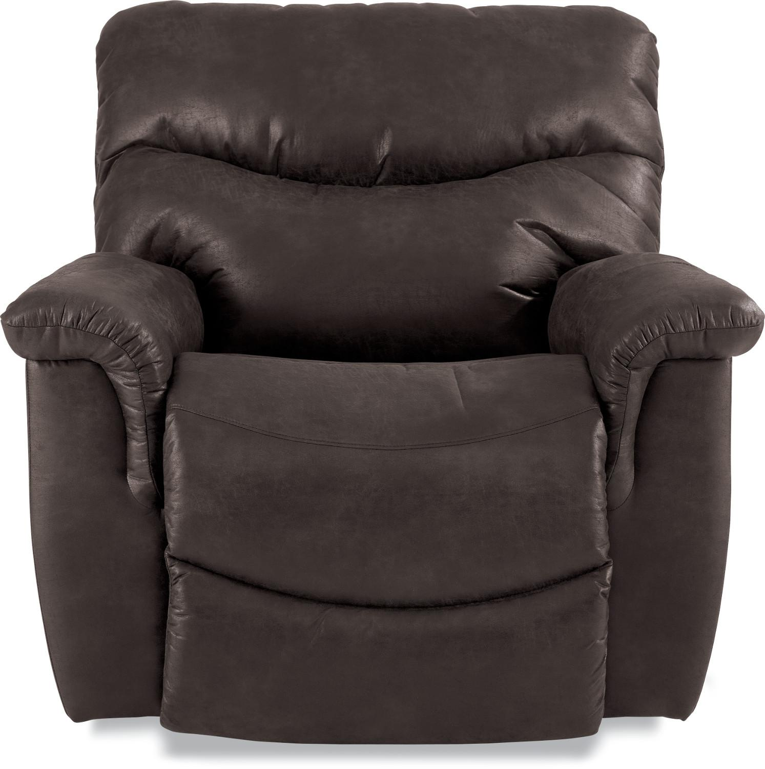 James RECLINA-ROCKER® Recliner by La-Z-Boy at Sparks HomeStore