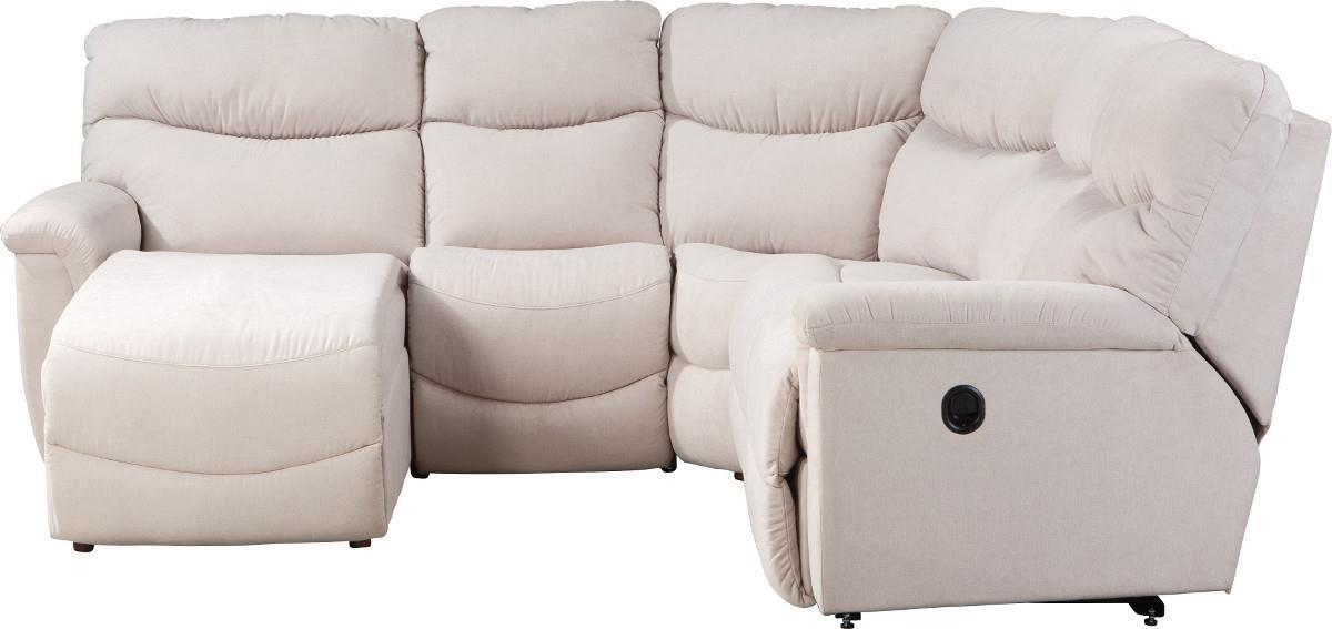 James 4 Pc Reclining Sectional Sofa by La-Z-Boy at SuperStore
