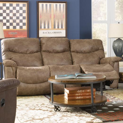 James Reclining Sofa by La-Z-Boy at Bennett's Furniture and Mattresses