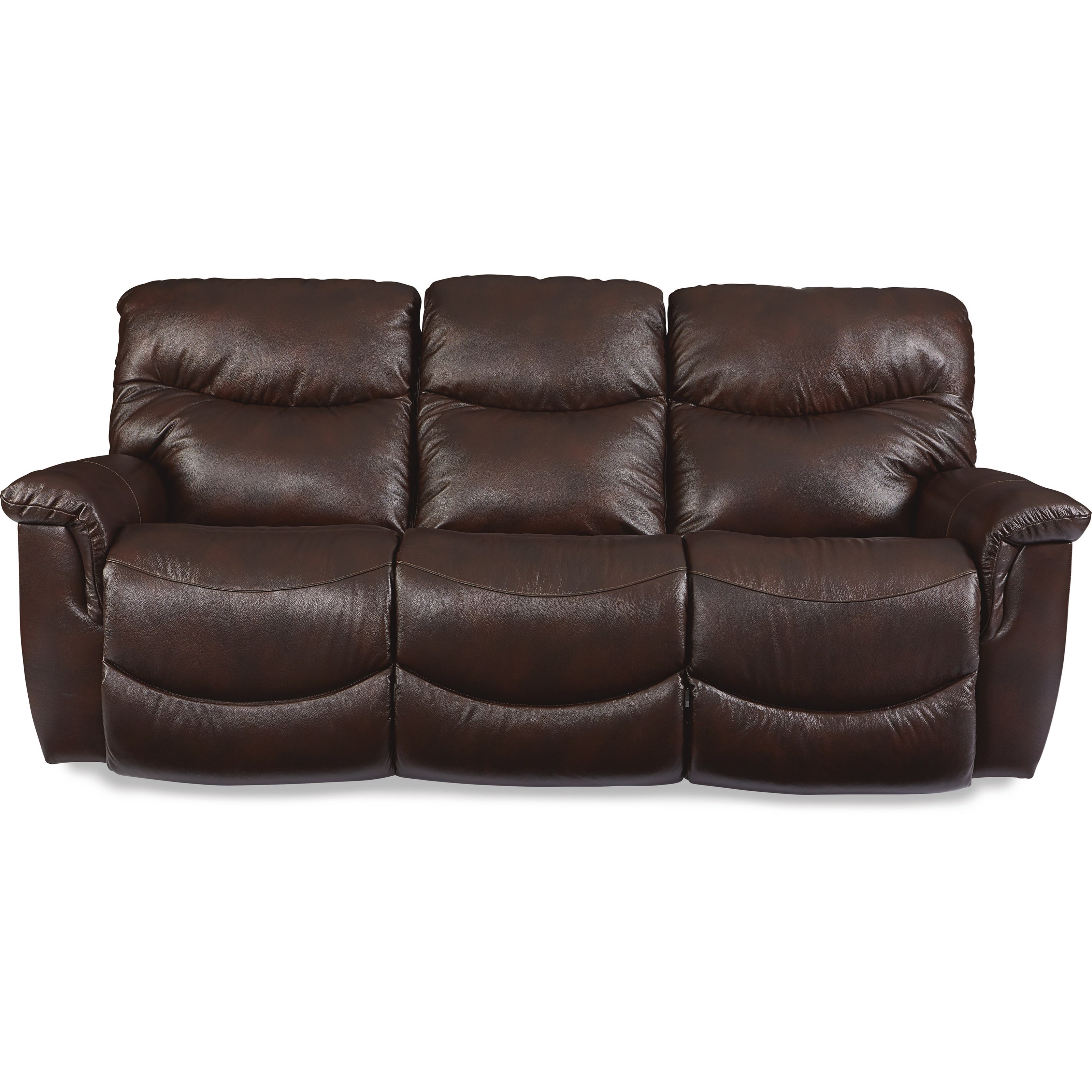 James Power Reclining Sofa by La-Z-Boy at Jordan's Home Furnishings