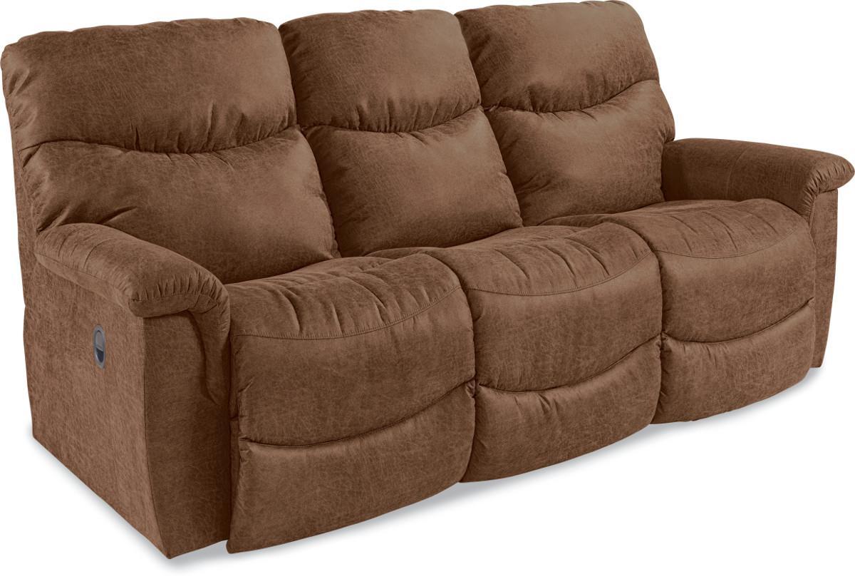 James Power Reclining Sofa by La-Z-Boy at Sparks HomeStore