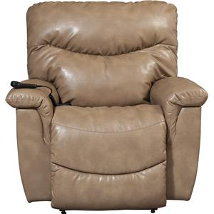 La-Z-Boy James Silver Luxury Lift? Power Recliner