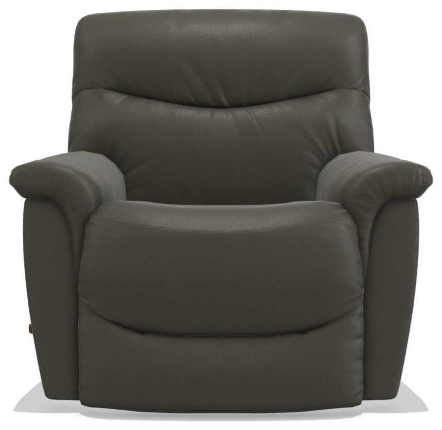James RECLINA-ROCKER® Recliner by La-Z-Boy at Walker's Furniture