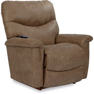 La-Z-Boy James Power-XR RECLINA-ROCKER® w/ Massage & Heat