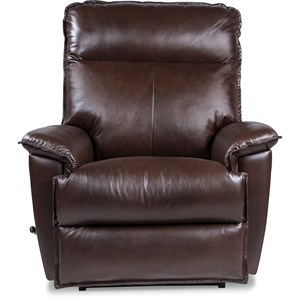 Casual Power-Recline-XR+ Rocking Recliner with Power Tilt Headrest