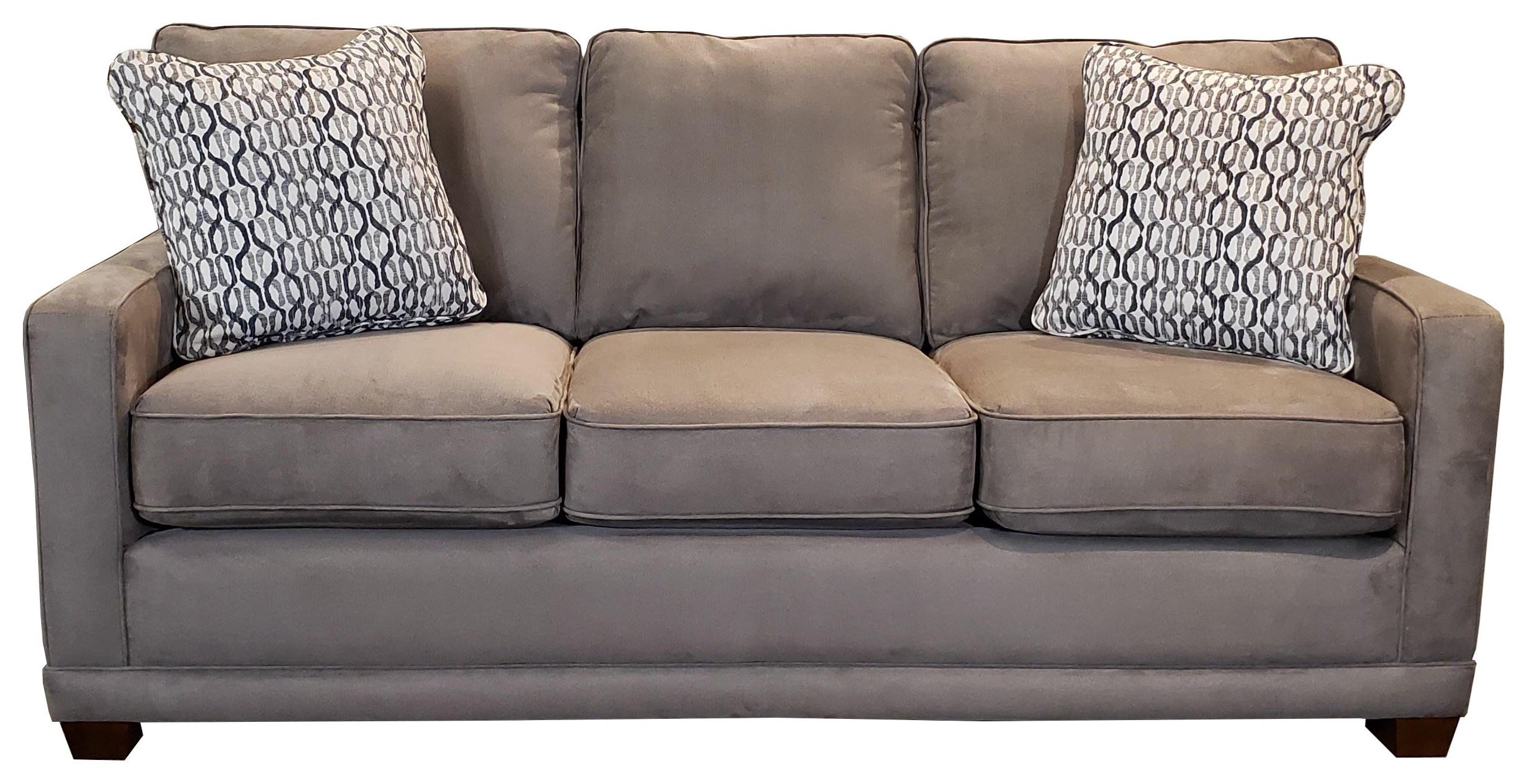 Kennedy Transitional Sofa by La-Z-Boy at Godby Home Furnishings