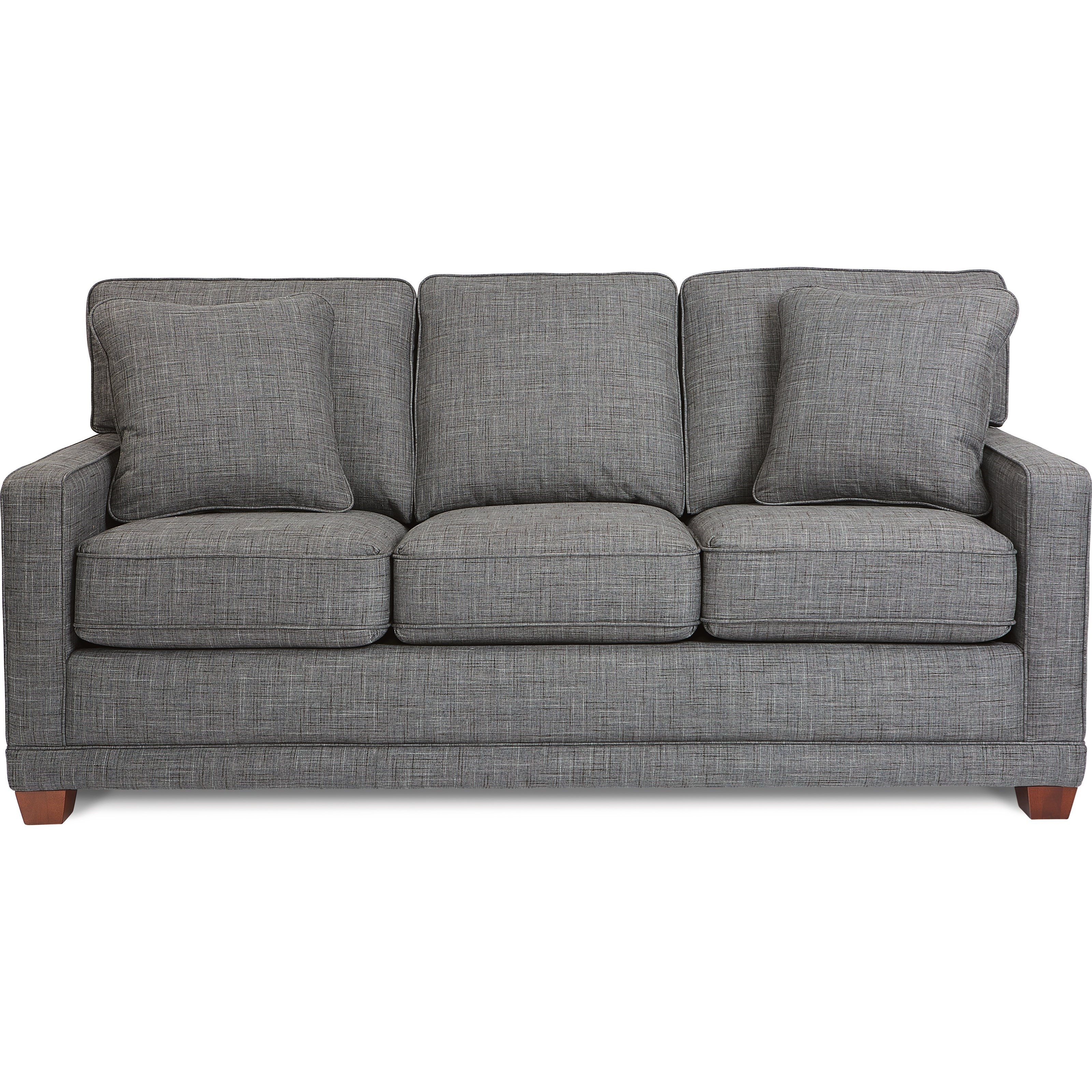 Kennedy Transitional Sofa by La-Z-Boy at Sparks HomeStore