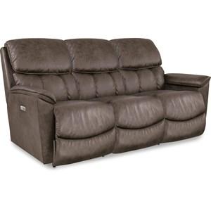 Power Recline w/Pwr Headrest Reclining Sofa