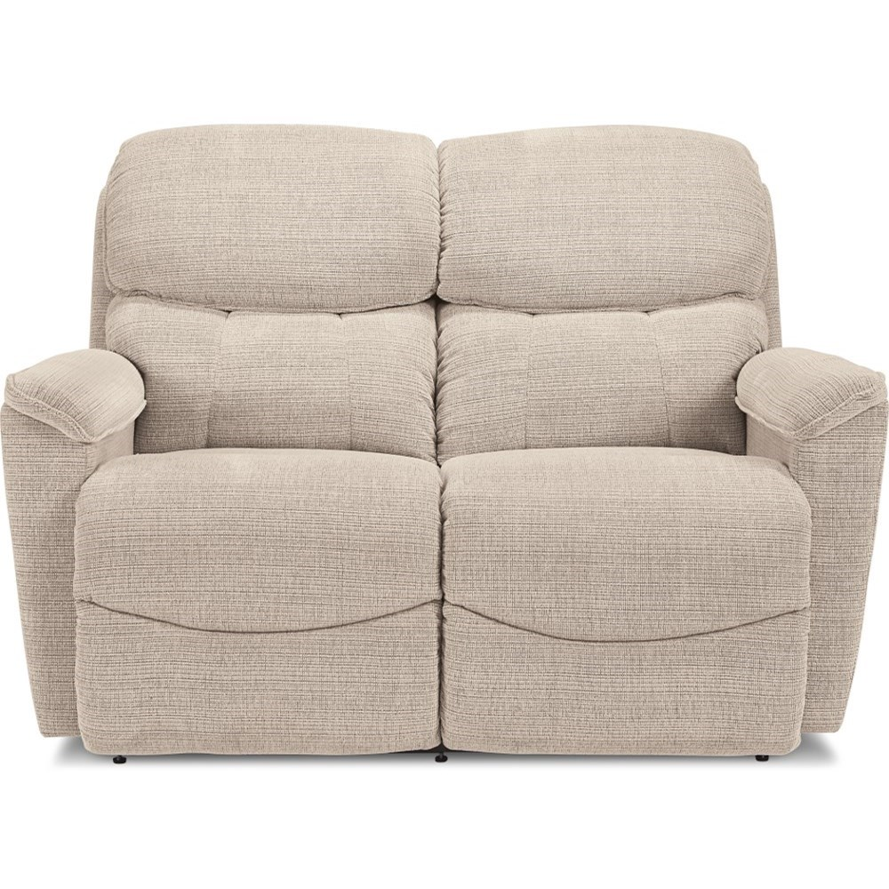 Kipling Reclining Loveseat by La-Z-Boy at Jordan's Home Furnishings