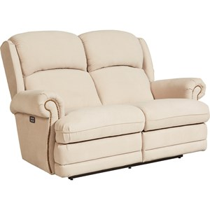 Traditional Power-Recline-XRw™ Space Saver Reclining Loveseat