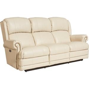 Traditional Power-Recline-XRw™ Space Saver Reclining Sofa