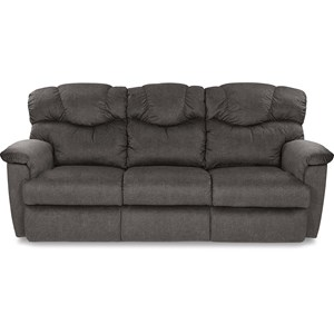 La-Z-Time® Power-Recline™ Reclining Sofa with Power Headrests and USB Charging Ports