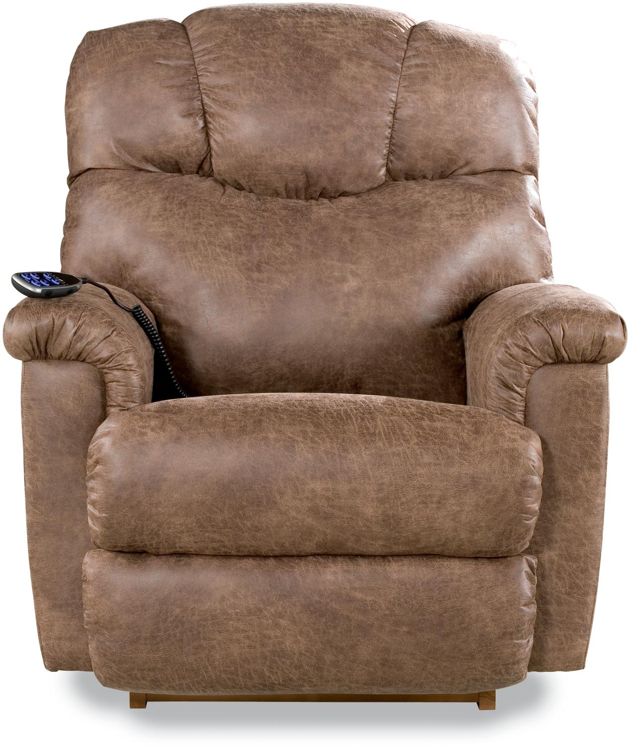 Lancer Power Rocking Recliner by La-Z-Boy at Fisher Home Furnishings