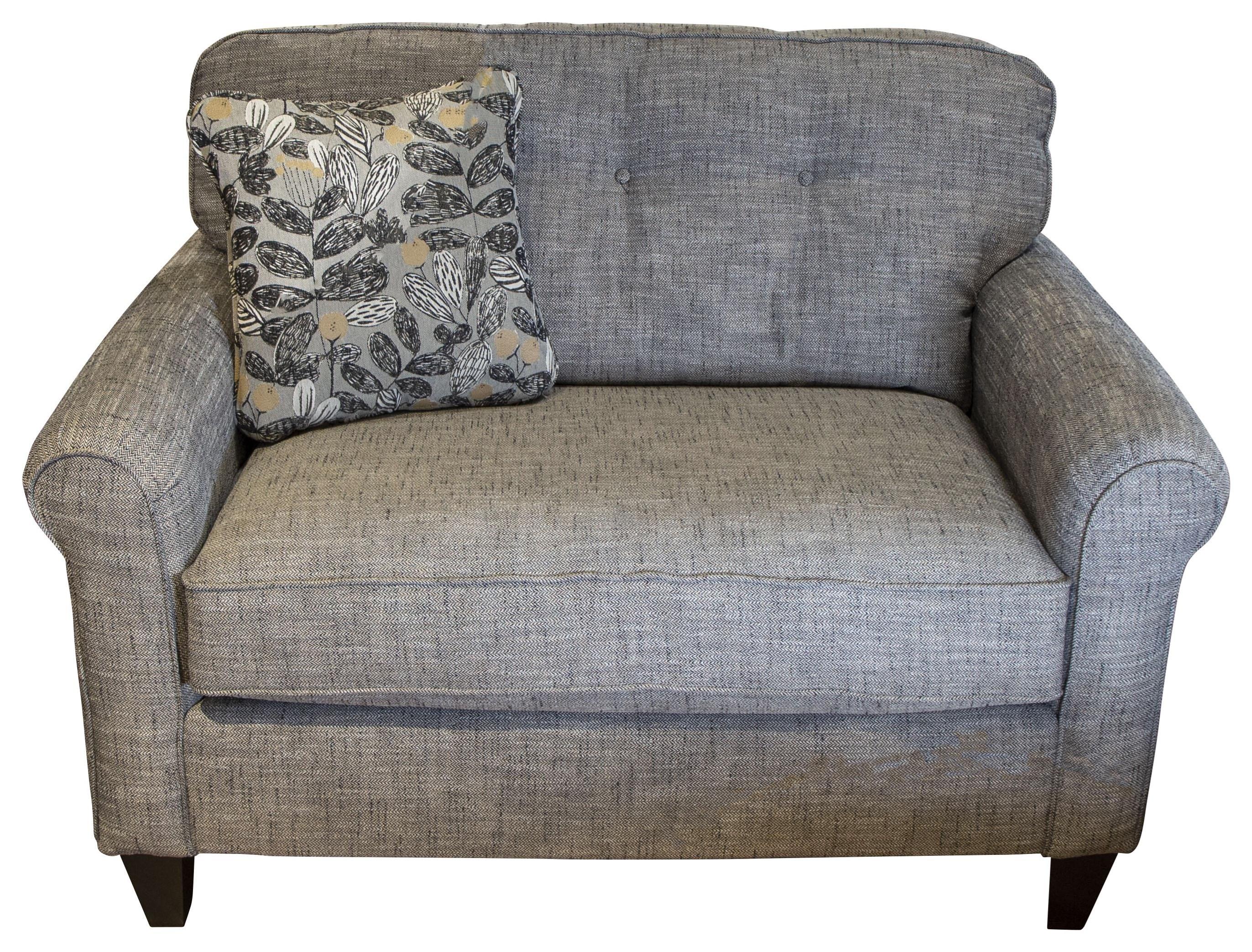 Laurel  Laurel Chair and a Half by La-Z-Boy at Morris Home